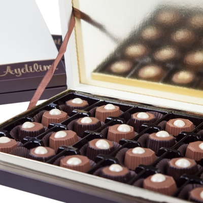 Dekorlu Çikolata