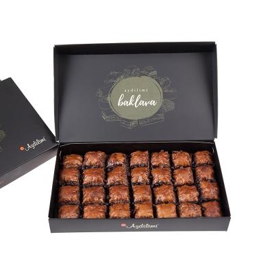 Kutu Baklava Çikolatalı